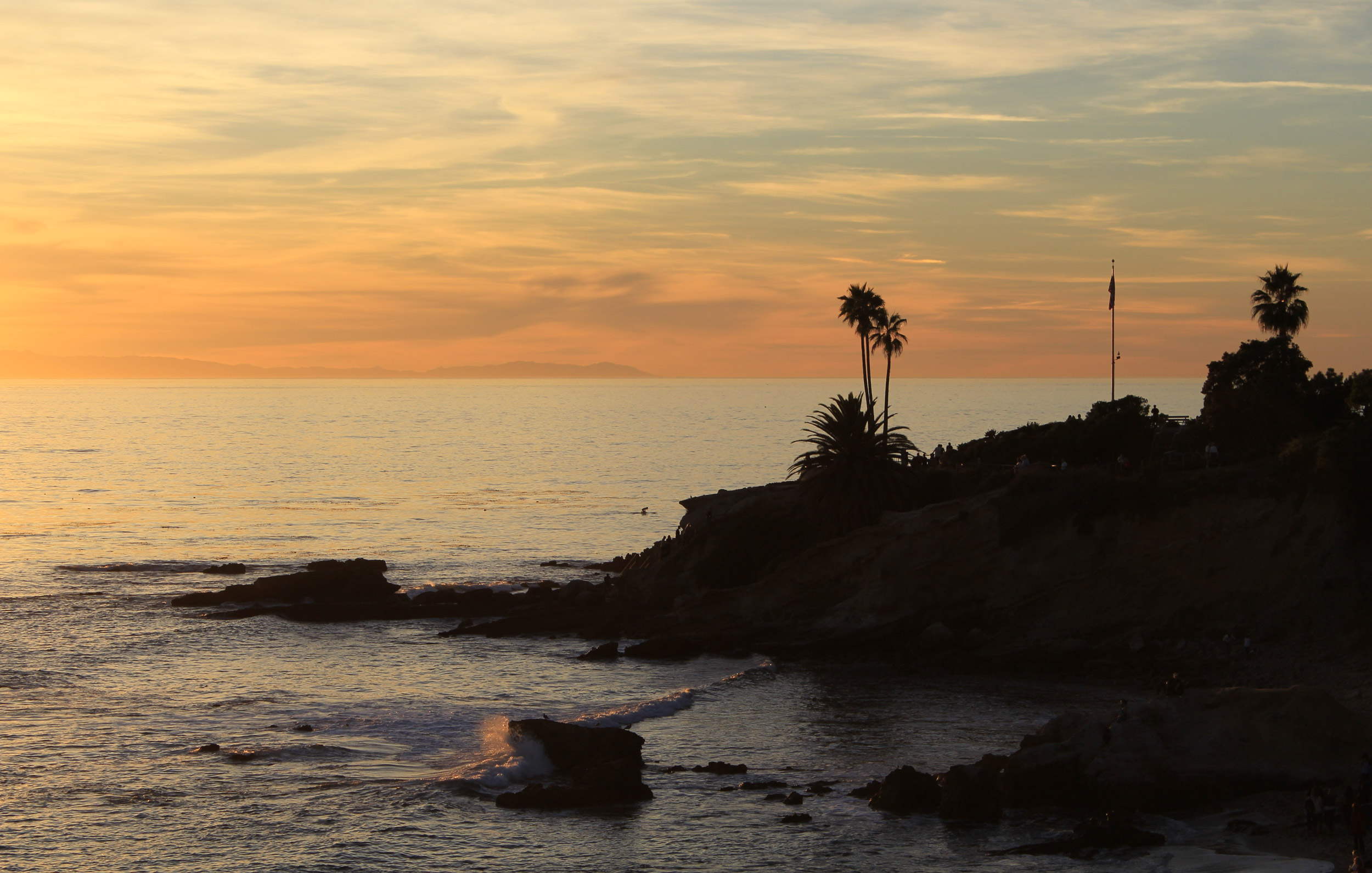 Sunset - laguna Beach
